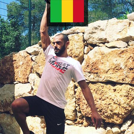 Cedric Kante footballeur professionnel