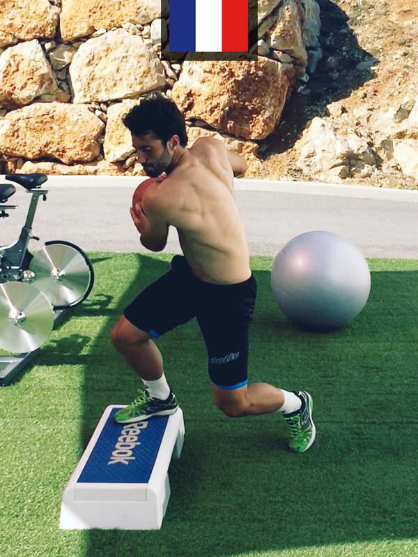 Jonathan Eysseric entrainement physique BFS