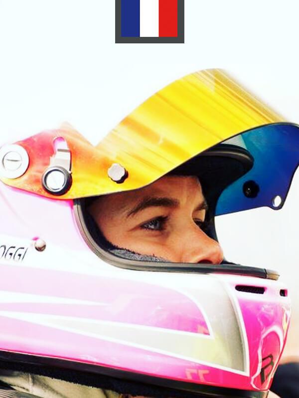 Marlene Broggi pilote GT3 France