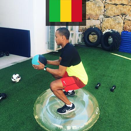 Traore Mahaman footballeur professionnel