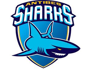 LOGO SHARKS ANTIBES