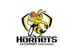 Logo Hornets Le Cannet Côte d'Azur